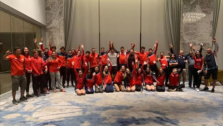 Chile cerró el Sudamericano Sub 23 de Atletismo con 14 medallas
