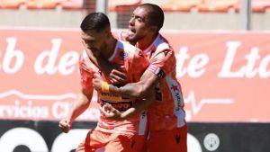 Cobreloa derrotó a Deportes Copiapó y tomó aire en la lucha por seguir en la Primera B
