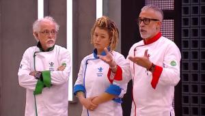 """Hasta Ennio se quebró: """"El Discípulo del Chef"""" vivió triste nueva eliminación"""