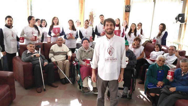 Fundación Las Rosas dio inicio a su Colecta Nacional 2021 en apoyo a los adultos mayores