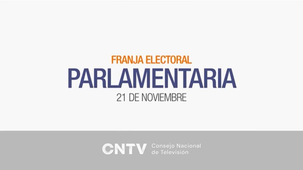 """Elecciones 2021: cuidado del medio ambiente y las """"personas al centro"""" marcaron segunda jornada de la franja parlamentaria"""