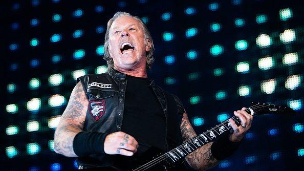 Metallica confirmó su regreso a Chile en 2022 en el Estadio Nacional