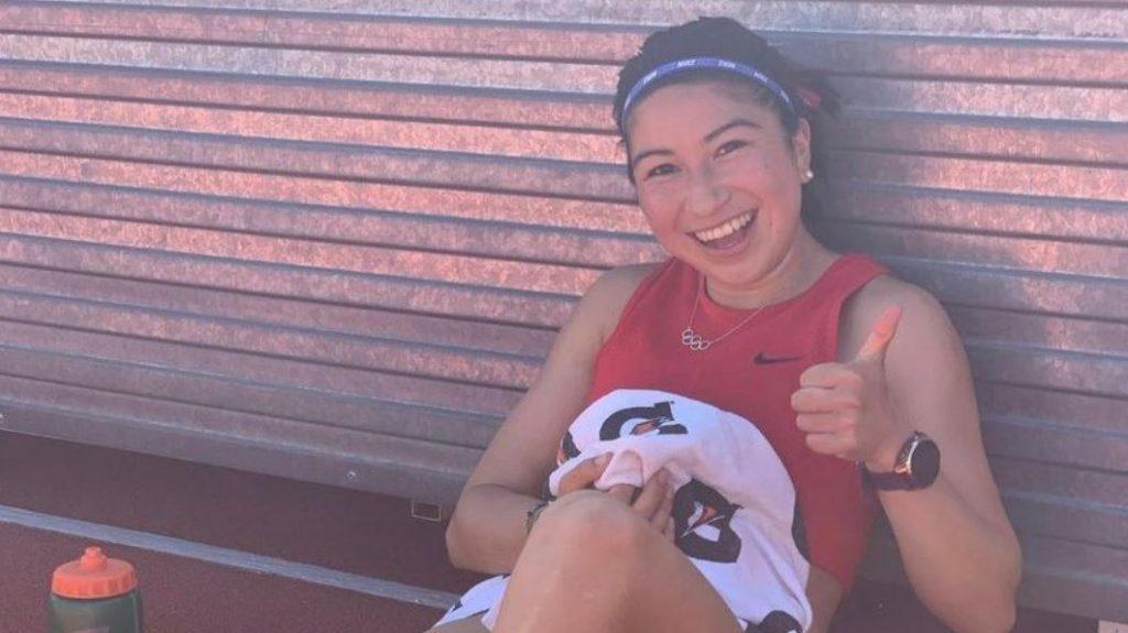 Laura Acuña sumó el primer oro de Chile en el Sudamericano Sub-23 de Atletismo