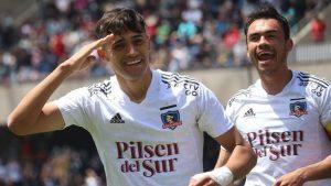 Colo Colo goleó a Deportes La Serena y llegará al duelo con la UC como sólido líder del fútbol chileno