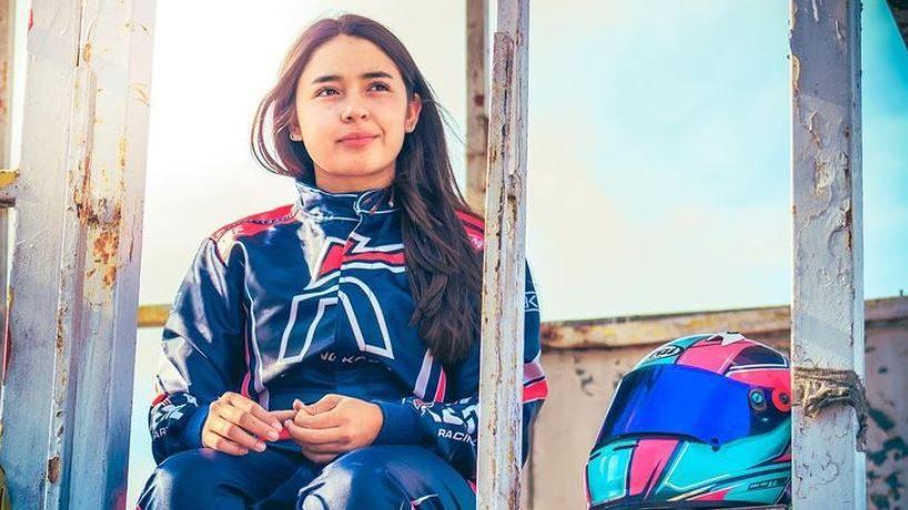 """María José Pérez de Arce: """"Mi sueño más grande es ser la primera chilena en ganar un campeonato mundial de W Series"""""""