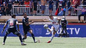 Futbolómetro de ADN: Cristián Zavala fue la figura de la fecha 28 del Torneo Nacional 2021